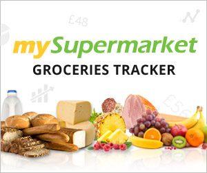 mySupermarket Groceries Tracker 1