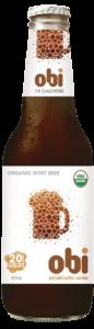 New Obi Root Beer Bottle
