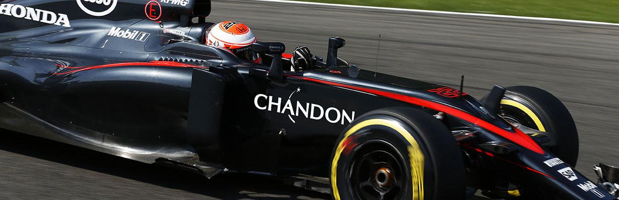 chandon becomes official partner of the mclaren honda f1 team – fab news