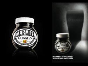 Marmite-Guiness