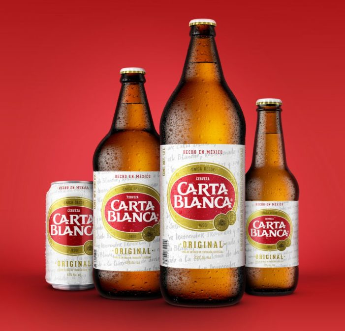 Heineken Team with Elmwood to Refresh its Carta Blanca Brand