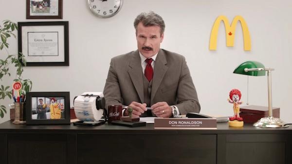McDonald's Invites Employees to Create 'Secret Secret Menu'