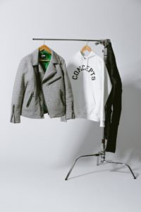Heineken Boston's Concepts motorcycle jacket