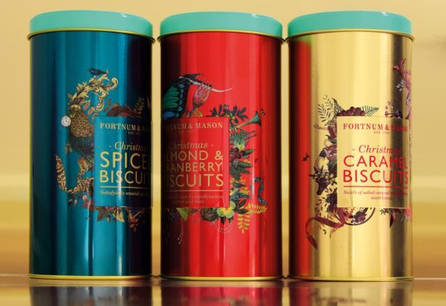 Fortnum & Mason Rolls Out Christmas Packaging By Design Bridge