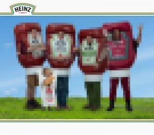 Kraft Heinz MeettheKetchups