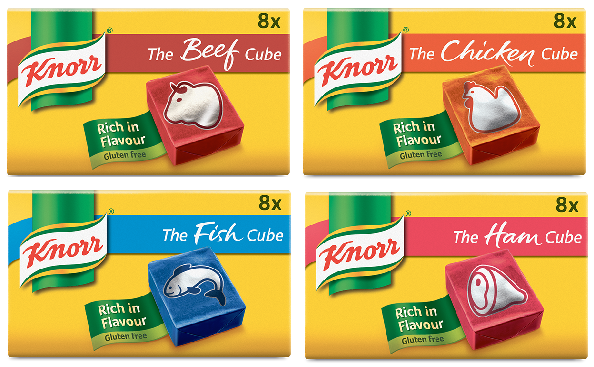 Knorr Refeshes Brand & Launches New £2.7m Campaign