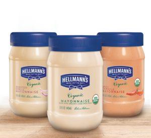 Unilever United States Hellmann's Organic