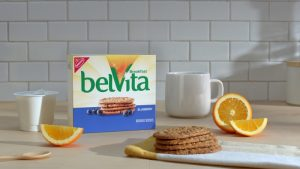 Mondelez International  Inc belvita 'Steady Morning Energy'