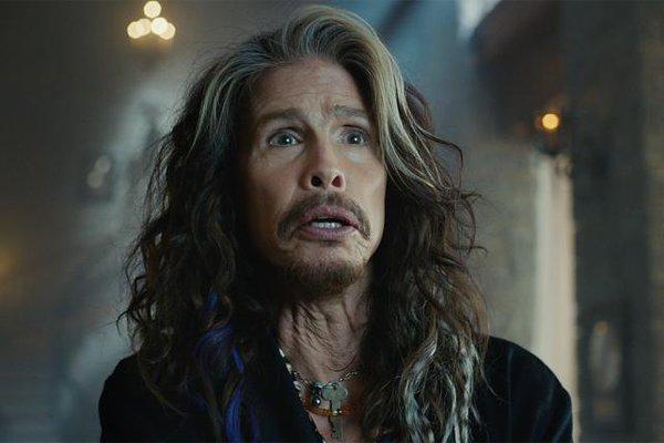 Aerosmith's Steven Tyler Rocks the Rainbow for Skittles' Super Bowl Ad