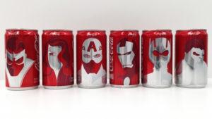Coca-Cola Marvel