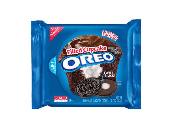 Filled Cupcake Oreo1