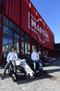 MARTINI launches the 2016 race season