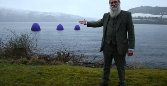 Cadbury Teases Loch Ness Mystery in Easter Egg Campaign