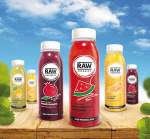Raw Pressery- dCell 1