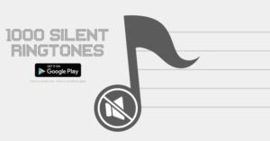 Silent Ringtone App