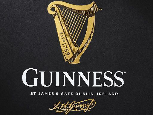 Guinness Aims to Inject 'Skill & Craftsmanship' with New Harp Logo