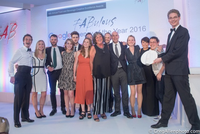 AMV BBDO Claim a Hat-trick of Google FAB Agency of the Year Crowns