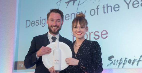Horse Win Inaugural FAB Design Agency of the Year Award