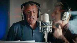 Chesney Hawkes and Peter Shilton - The Realistic Anthem