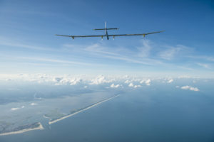 Solar Impulse Final Leg Flight WashingtonDC NewYork