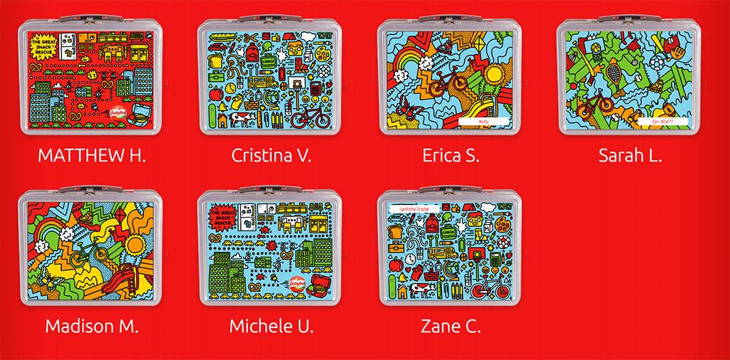 Lunchbox-Program