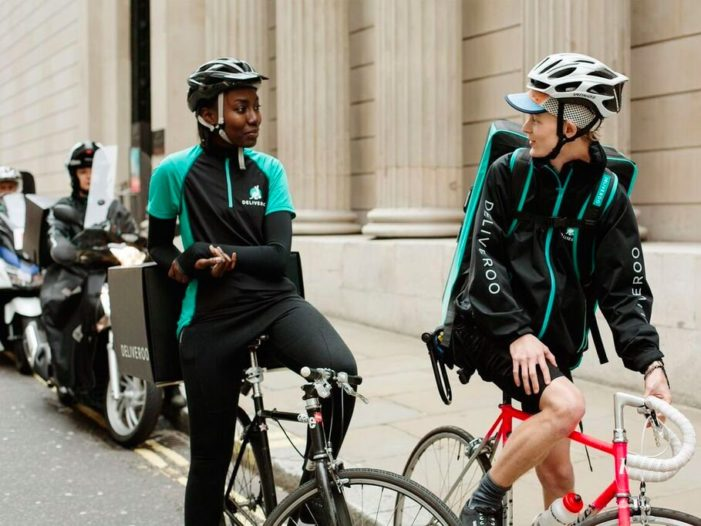 Deliveroo Now Delivers Alcohol Straight To Your Front Door