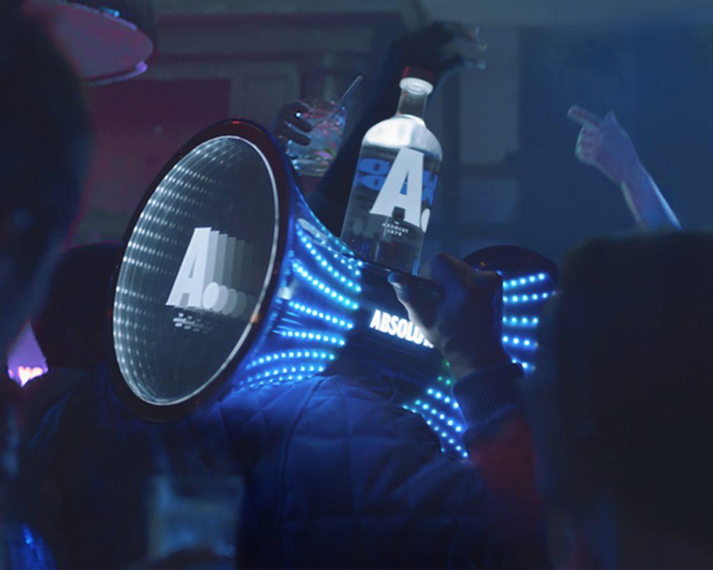 Absolut 'Beats' in Club_5x4