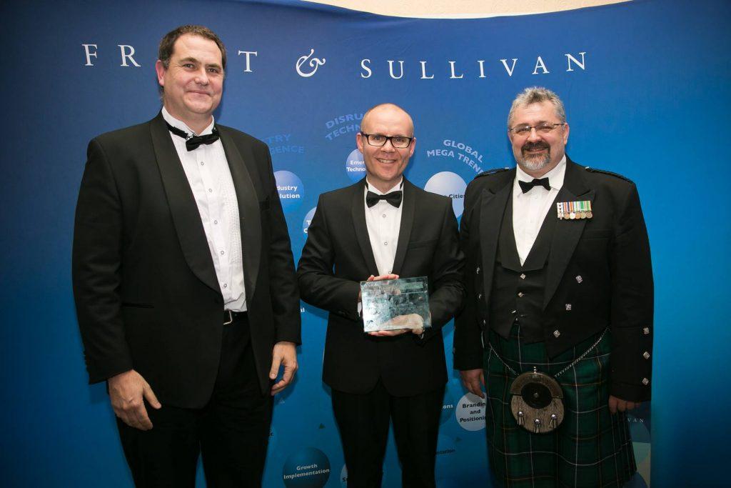 Frosy & Sullivan Awards