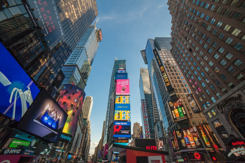 Kavalan Whiskies at Times Square (PRNewsFoto/Kavalan)