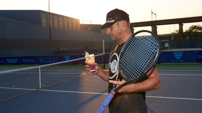Grey Goose Sponsor Andy Roddick's US Open Periscope Livestreams
