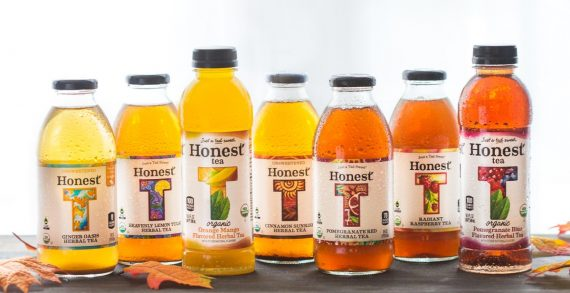 Coca-Cola GB Launches New Organic Bottled Herbal Tea Brand