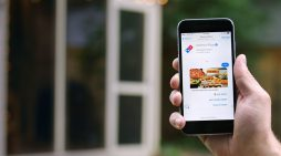 Domino's Launches Messenger Ordering in the US