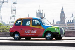 just-eat-taxi