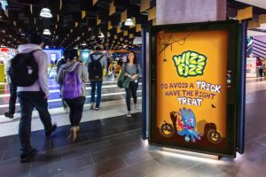 wizz-fizz-halloween-campaign-on-oohs-shopalite-at-melbourne-central-oct-16-1