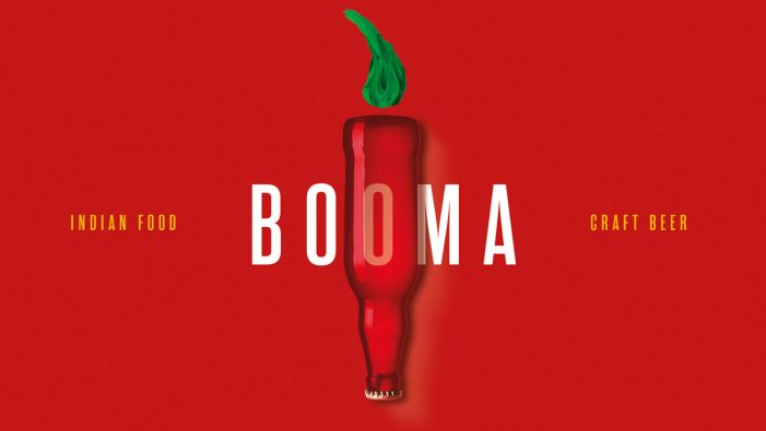 JKR Creates Brand Identity For New Dining Concept Booma