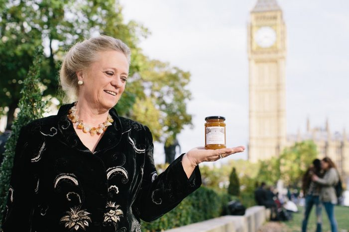 A Celebration of Marmalade at the Heart of The Palace of Westminster