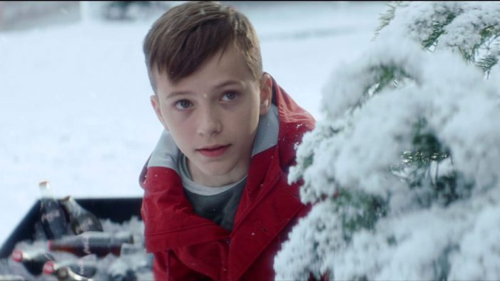 Coca-Cola Celebrates 'Unsung Heroes' in New Holiday Campaign