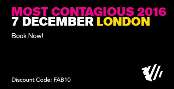 Most Contagious Returns in December and Final Batch of Tickets up for Grabs!