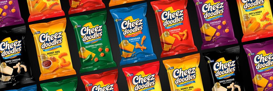 cheezdoodles-lineup