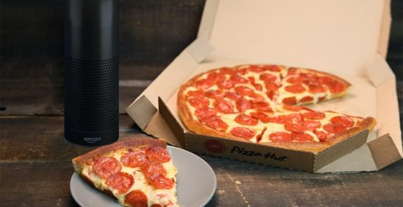 Pizza Hut and Amazon Team to Bring Flexible Ordering to Customers via Alexa