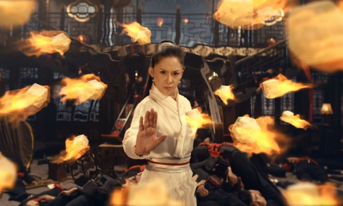 Kung Fu Blockbuster Beats Diabetes in Thrilling Lunar New Year Spot