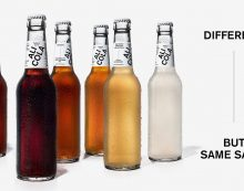 New Campaign Celebrates Diversity by Offering Cola in Different Skin Colours
