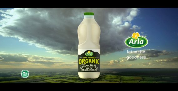 W+K London Strikes a Deal with Mother Nature in New Arla Organic Campaign