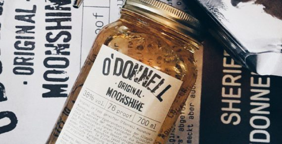 German Spirit Brand O'Donnell Moonshine Launches in the UK
