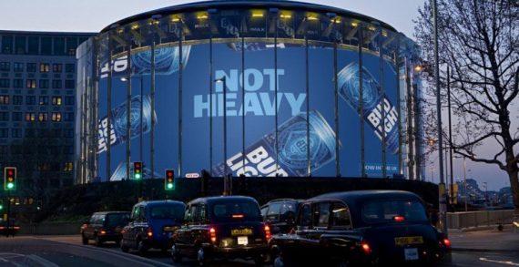 AB InBev Invites Britain to Keep it Bud Light with W+K London