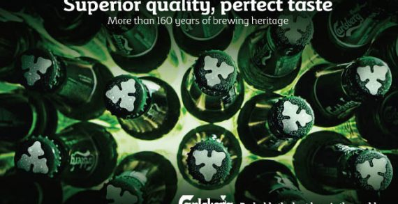 Carlsberg Team with ComZone to Launch their Bottled Premium Mild Beer in Cambodia