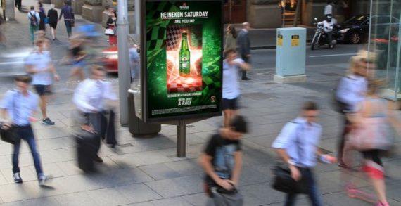 Heineken Unveils Interactive Activation to Launch F1 Push in Australia