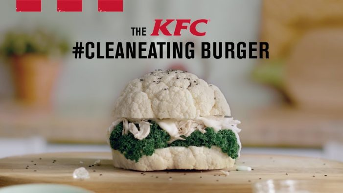 KFC Trolls Health Nuts with a Made-Up 'Clean Eating' Blog
