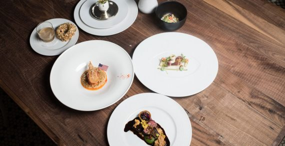 Kellogg's NYC and Iconic Chefs Host a One-of-a-Kind Fine Dining Experience