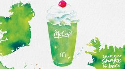 Moroch Unveils Artistic New Ads For McDonald's Shamrock Shake